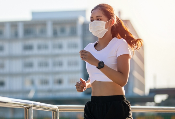 9 Ways to Live a Healthy Lifestyle During this Pandemic