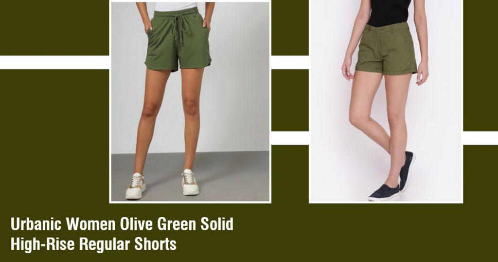 olive green fashion