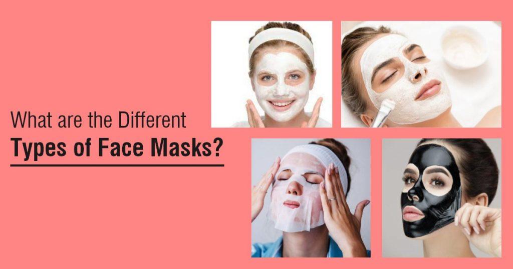 Type of facepacks