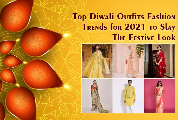 Top diwali outfits