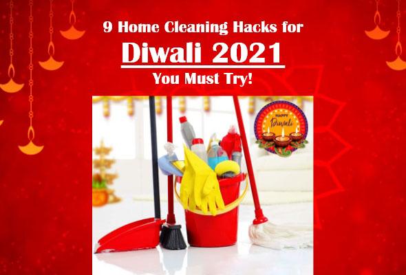 Diwali cleaning hacks